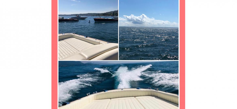 yacht steuern