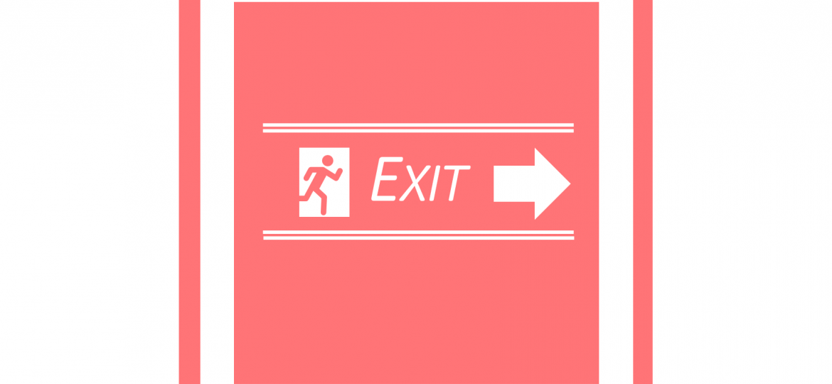 Startup holding exit