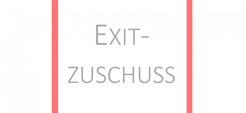 exitzuschuss